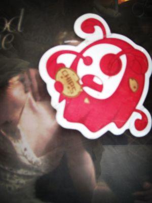 ©hips sticker