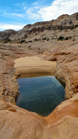 Pool of Self Reflection